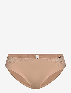 Brief Nora brazilian low - briefs - beige