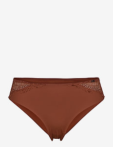 Brief Nora brazilian low - slips - dark dusty orange