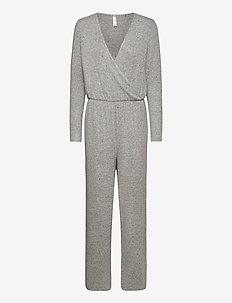 Jersey Jumpsuit Joanna - pyjama''s - grey