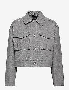 Jacket Winnie - lichte jassen - grey