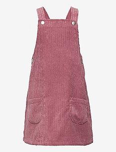 Dress cord Malin - dresses - dusty pink