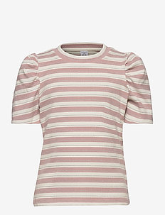 Top Lola - short-sleeved - light dusty pink