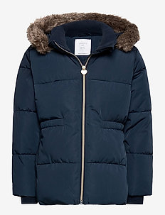 Jacket Astrid - dunjackor & fodrade jackor - navy
