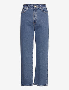 Trousers denim Hanna retro blu - straight jeans - denim blue