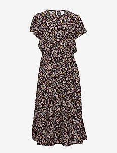 Dress Maxi Helena - sukienki - black