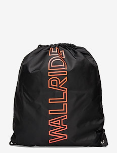 Bag drawstring gymbag Wallride - torby sportowe - black