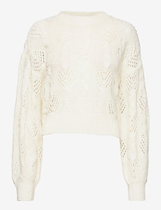 Sweater Rooney - swetry - white