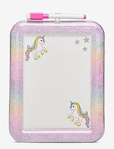 Drawing board unicorn - spielen - pink