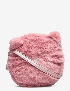 Bag fur cat - totes & small bags - pink