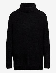 Sweater Erika - turtlenecks - black