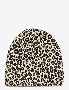 Cap tricot leo - petten - beige