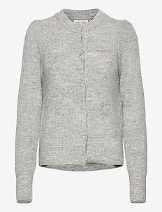Cardigan Grecia - cardigans - grey