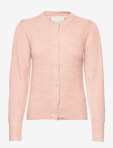 Cardigan Grecia - koftor - pink