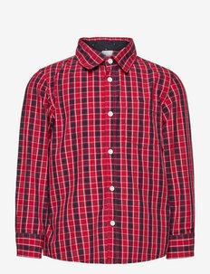 Shirt Christmas - skjortor - dark red