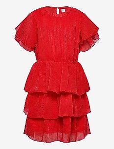 Dress Ophelia - kjoler - red