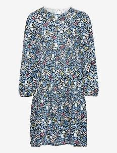 Dress tricot - jurken - blue