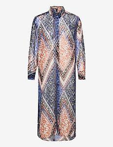 Dress Irma - alledaagse jurken - blue