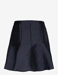 Skirt Bjorg - kort skjørt - blue