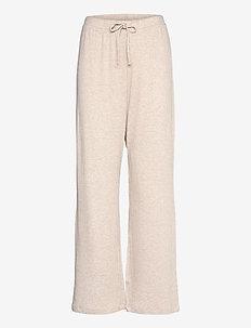 Lounge Trousers Fiki - bas - beige