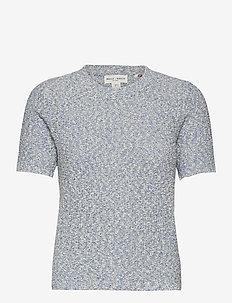 Jumper Ninette - gebreide t-shirts - blue