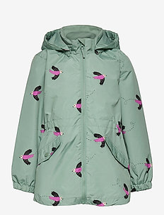 Jacket AOP - light jackets - green