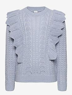 Sweater Ophelia - knitwear - blue
