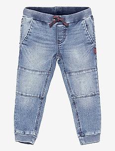 Trousers denim jogger Bamse - jeans - blue