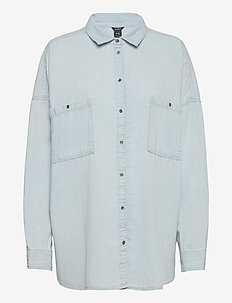 Shirt Edda - jeansblouses - blue