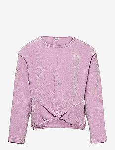 Sweater Celine - knitwear - lilac
