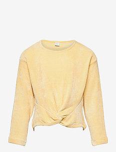 Sweater Celine - knitwear - yellow