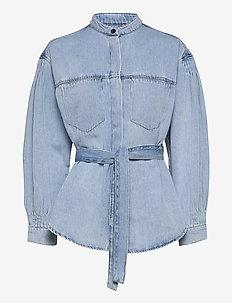 Jacket Denise - kleding - blue