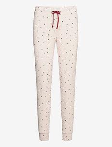Night Trousers Jannie - broeken - beige