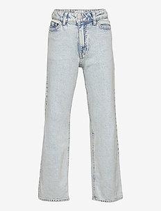 Trousers denim Vanja acid wide - jeans - blue