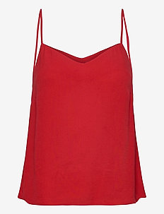 Camisole Carrie - tops zonder mouwen - red