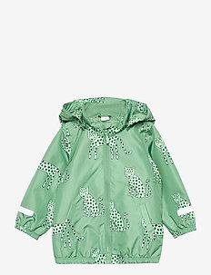 Jacket SN taslan - lette jakker - green