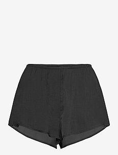 Night Shorts Natalia - korte broeken - black