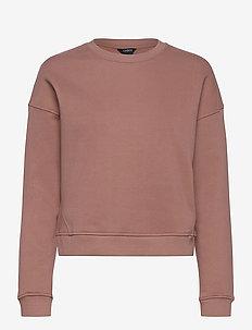Sweatshirt Pernille - sweatshirts - pink
