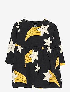 Dress Shooting stars - kjoler - black