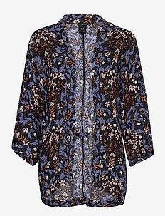 Kimono Simone - kimonot - blue