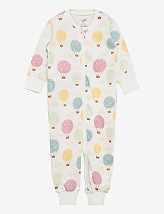 Pyjamas Air balloon - schlafoverall - white
