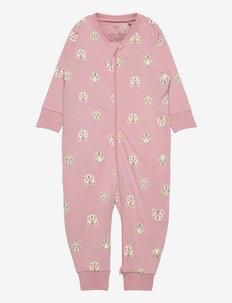 Pyjamas Mouse faces - natdragter - pink
