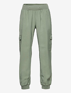 Trousers Arlene2 - trousers - khaki