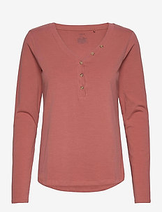 Night Top Astrid - tops - pink