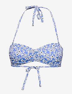 Swim Bra Rachel Pisa Bandeau - hauts de 2 pièces  - blue