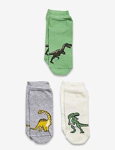 Footies SB 3p Dinosaurs - strømper & tajts - green