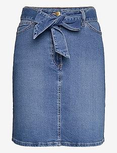 Skirt Carina denim - jeansrokken - blue