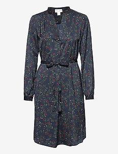 Dress Marissa - skjortekjoler - blue