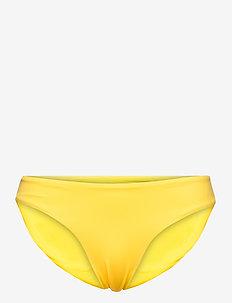 Swim Brief Lisa Brazilian Low - bikini underdele - yellow