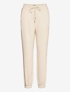 Trouser Pernille - sweatpants - beige