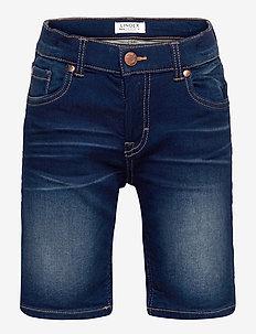 Shorts denim Jerry jersey regu - shorts - blue